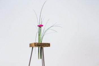 Современная ваза из дерева своими руками
