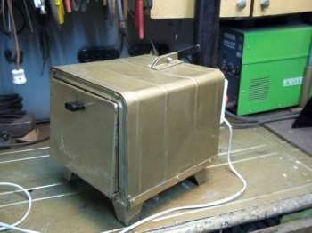 Электро коптильня и дымогенератор.