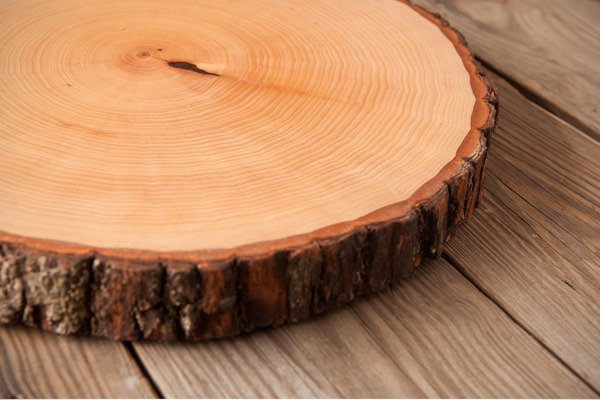 Разделочная доска из натурального дерева своими руками