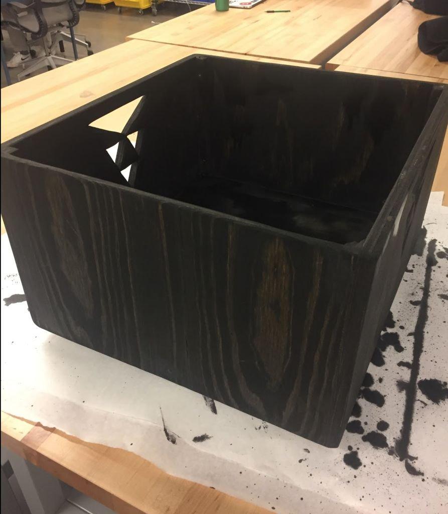 Короб для хранения своими руками