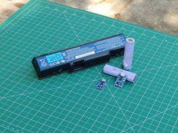 Как оживить мертвую батарею ноутбука