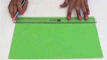 Новогодняя игрушка фонарик из бумаги своими руками