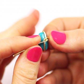 Кольца из проволоки своими руками