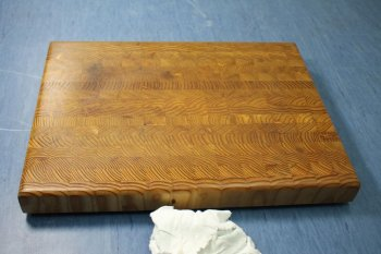 Покрытие деревянных изделий воском своими руками