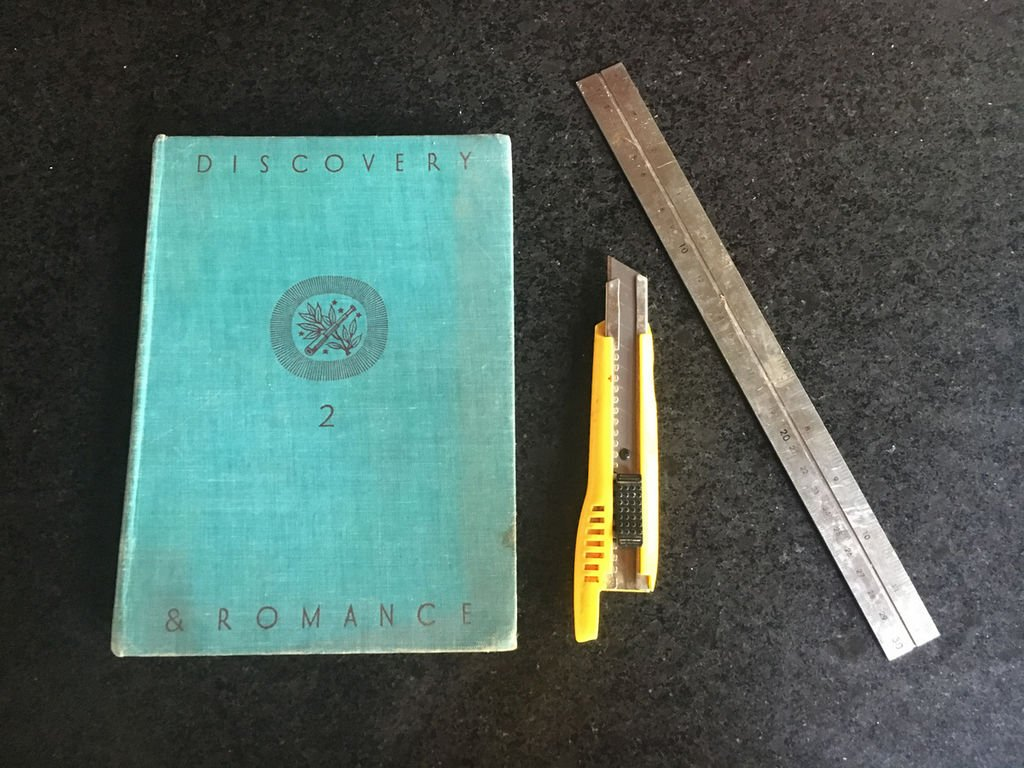 Мини-сейф из книги своими руками