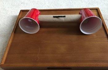 Колонки для смартфона из подручных материалов