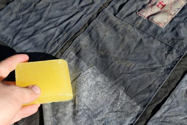 Восковая пропитка одежды своими руками