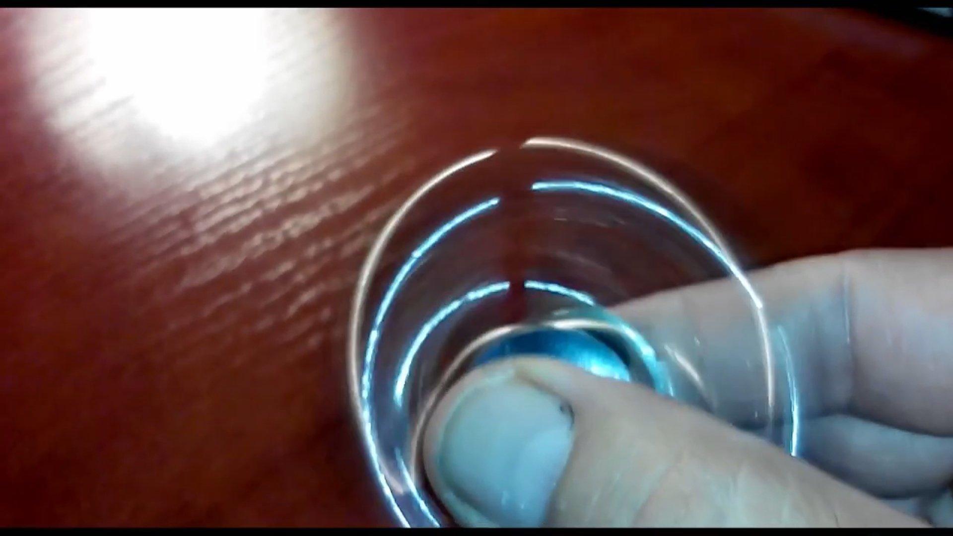 Спиннер из водопроводного крана