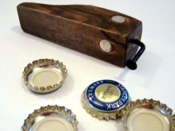 Магнитная открывалка для бутылок своими руками