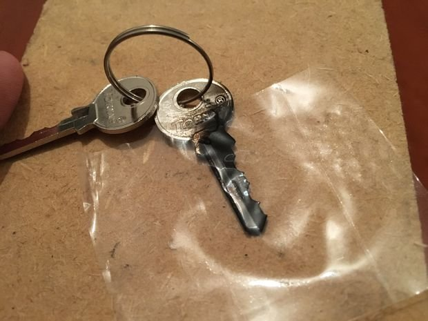 Как самостоятельно сделать дубликат ключа