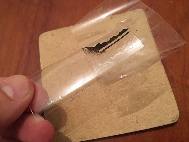 Как сделать дубликат ключа на дому 313