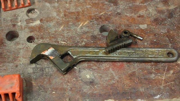 Как удалить ржавчину с инструмента своими руками