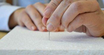 Ночник из бетона своими руками