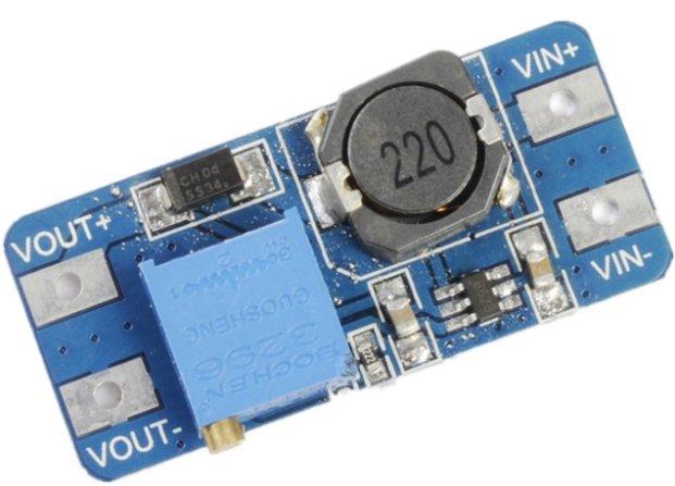 Переделка мультиметра на li-ion с зарядкой от USB