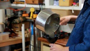 Как согнуть ПВХ трубу своими руками