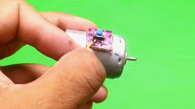 USB мини-дрель своими руками