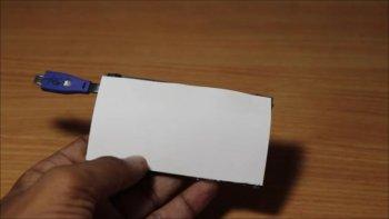 Зарядка для смартфона на солнечной батарее