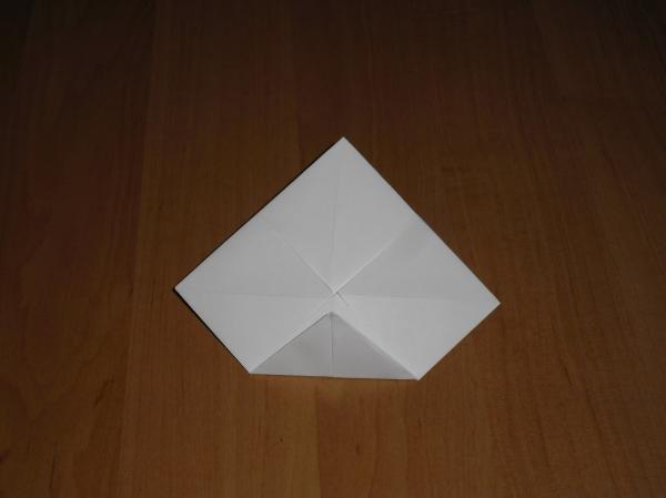 Делаем корабль из бумаги своими руками