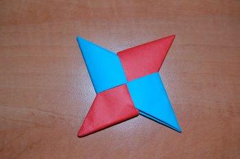 Звезда с четырьмя лучами